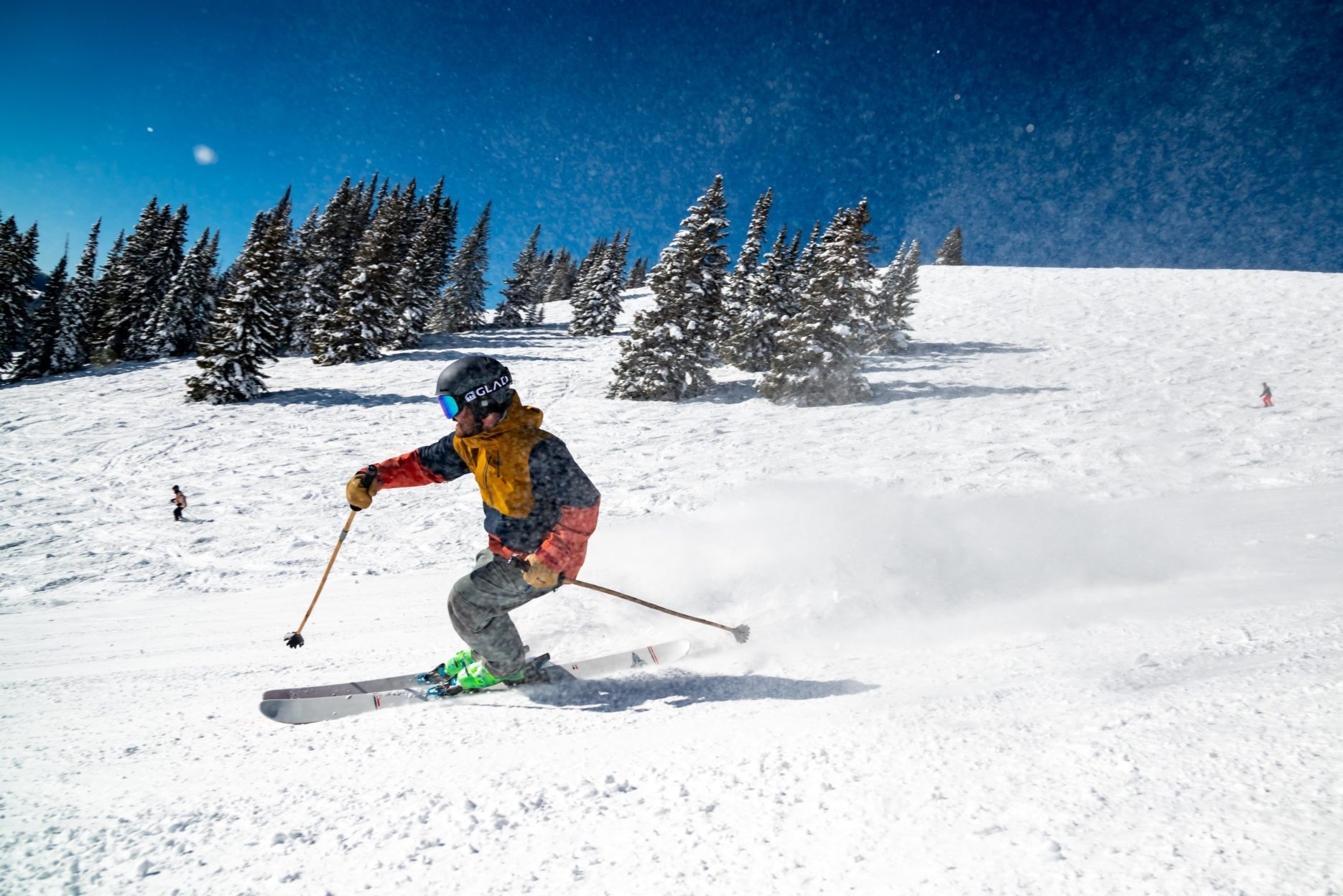 Skiing popularity in China Credit: Unsplash