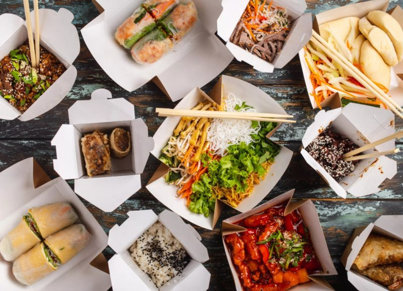 Takeaway demand rockets in China