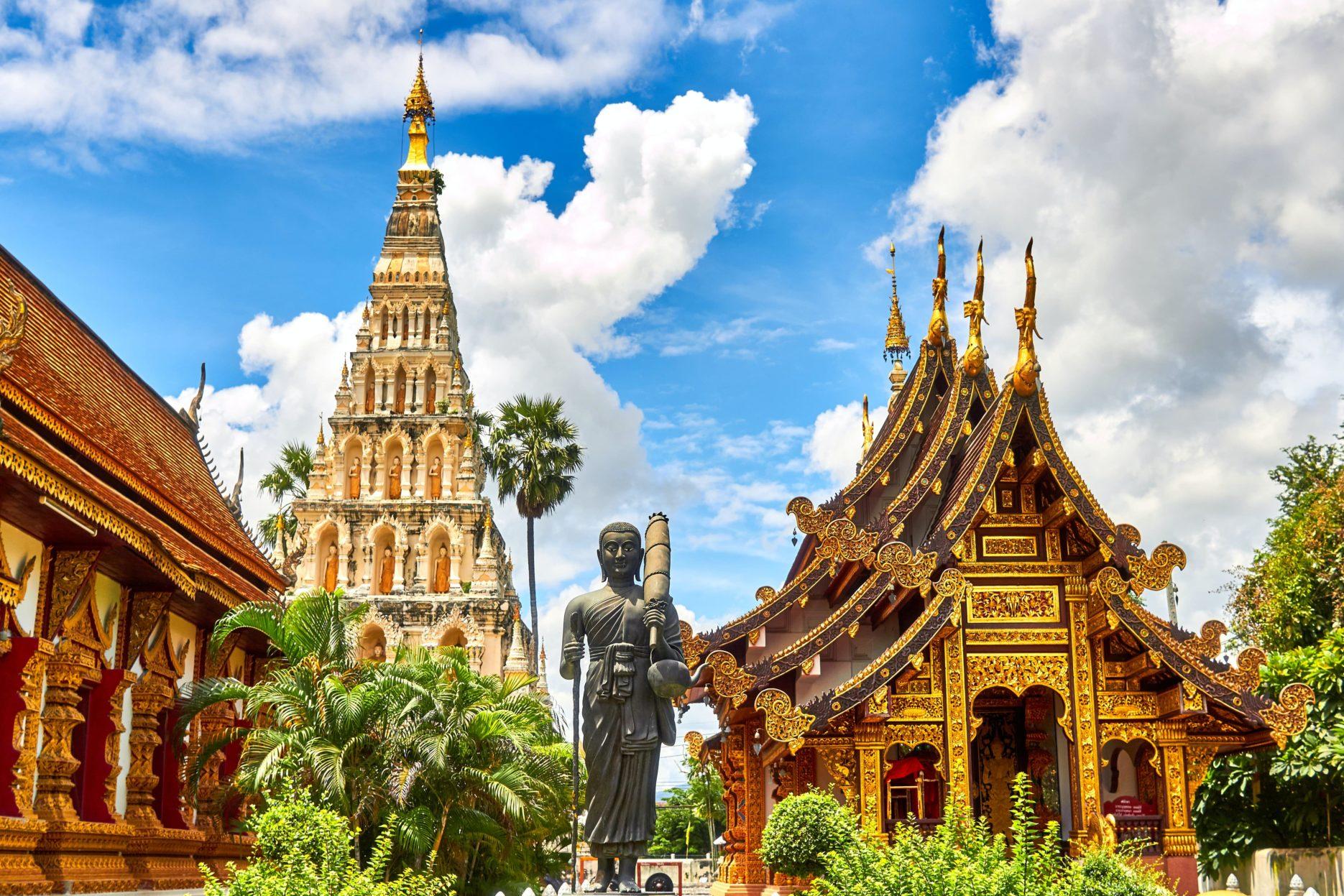 Thailand. Credit: Unsplash