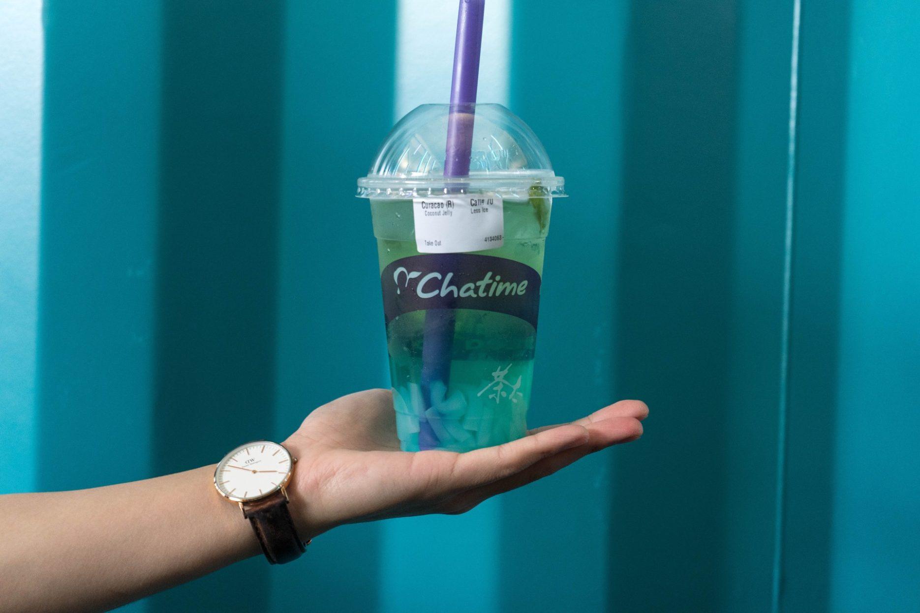 Bubble tea in China. Credit: Unsplash