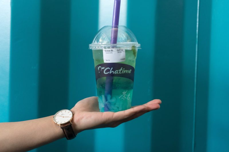 Bubble tea in China. Credit: Unsplash