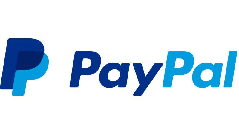 PayPal logo. Credit: PayPal