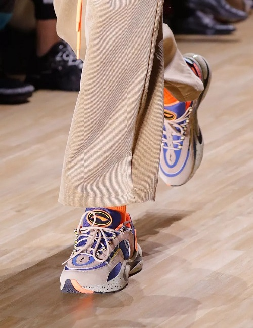 Sportswear brand Li-Ning. Credit: Li Ning