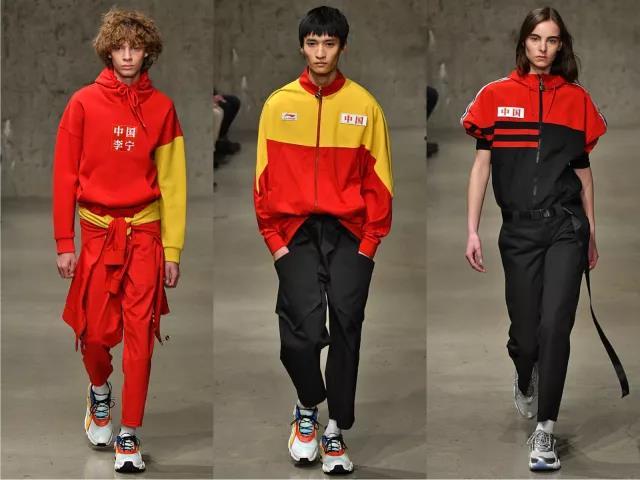 Chinese sportswear brand Li-Ning
