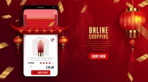 digital marketing for Chinese New Year. Credit: Adobe Stock