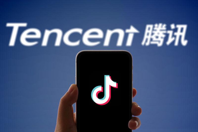 Douyin sues Tencent Credit Lianshengguijinshu