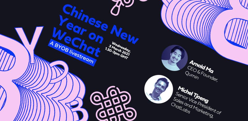 Chatlabs x Qumin BYOB event