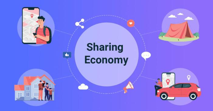 China's sharing economy. Credit: iDenfy
