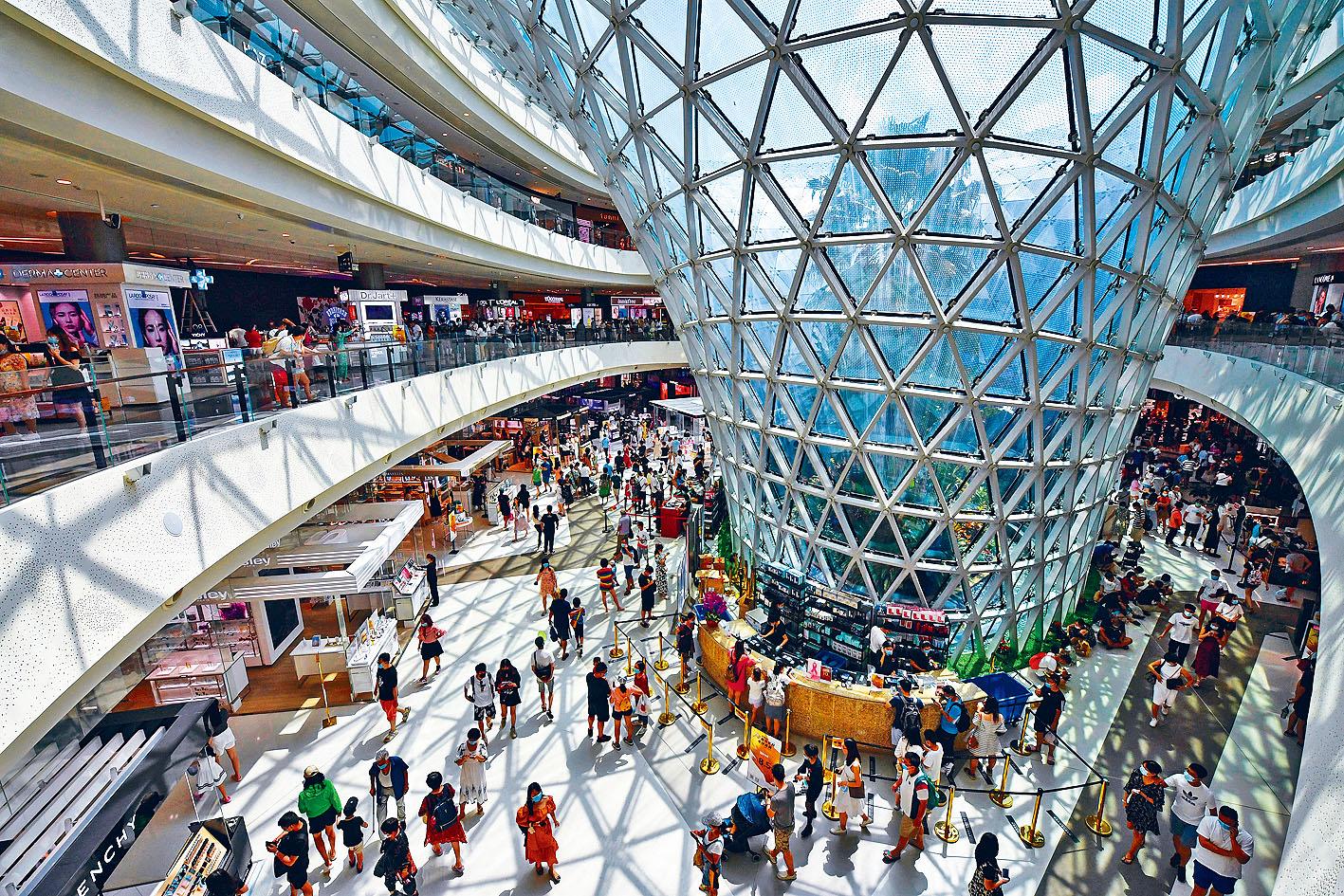 Hainan become duty-free haven. Credit: Stheadline