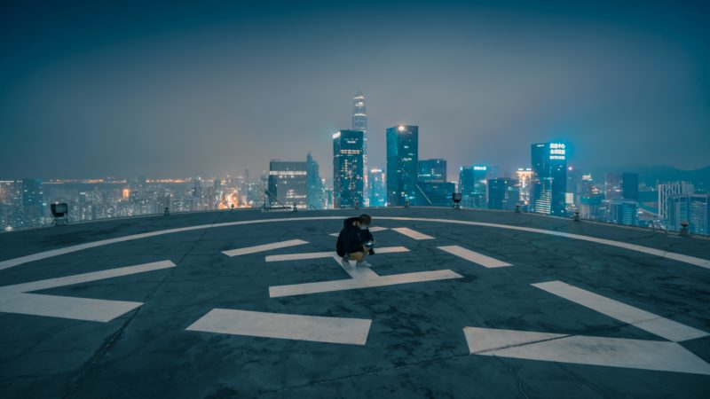 Property prices growing in China. Credit: Unsplash