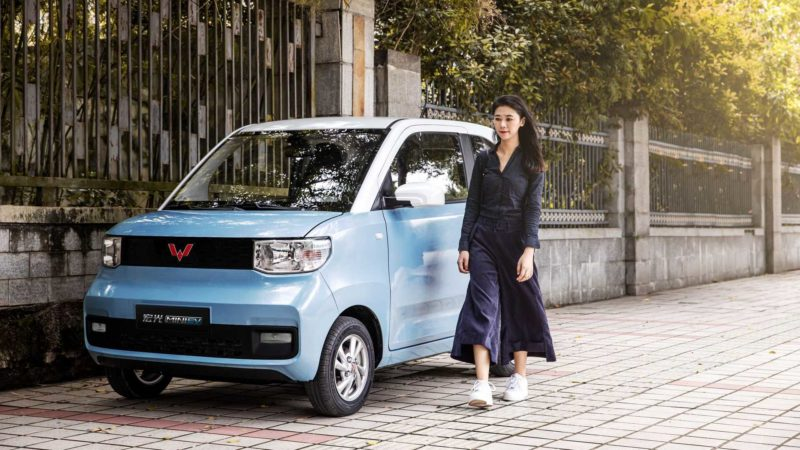 Wuling's MINI EV sees sales soar