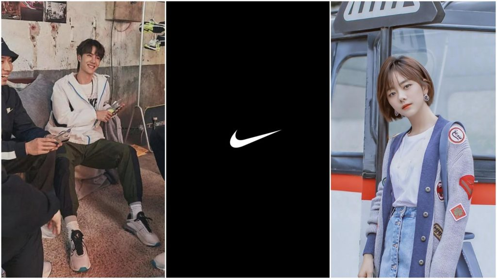 Nike faces uproar in China. Credit: HongKong 01