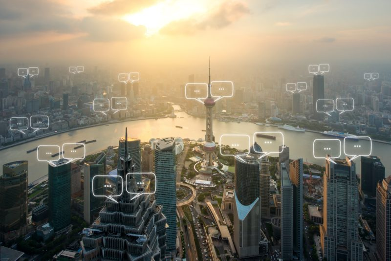 China's digitalisation. Credit: Adobe Stock