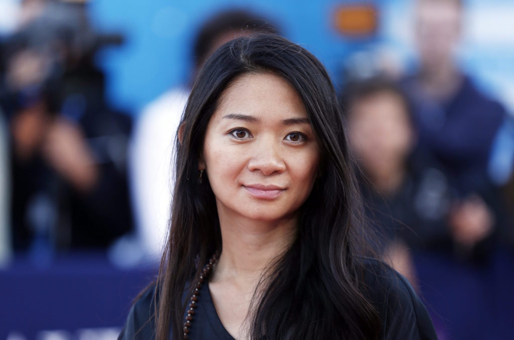 Nomadland director Chloé Zhao