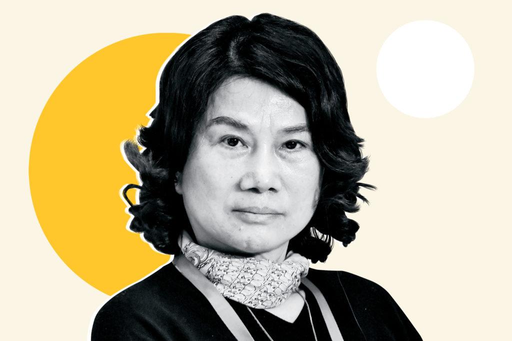 Entrepeneur Dong Mingzhu