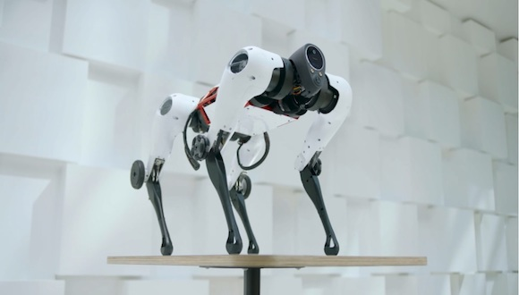 China's booming robot industry. Credit: Jiemian