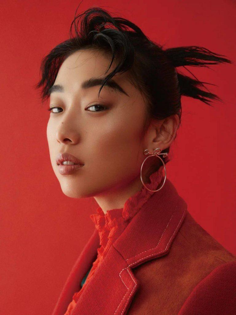 China Vogue Editor Margaret Zhang
