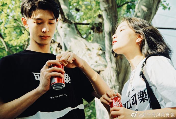 Peacebird and Coca-Cola's campaign. Credit: PEACEBIRD