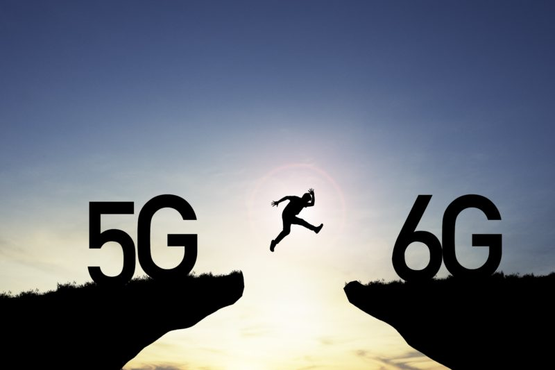 China leaps from 5G to 6G. Credit: Adobe Stock