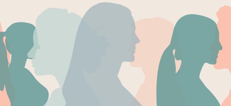 Women silhouette. Credit: Adobe Stock