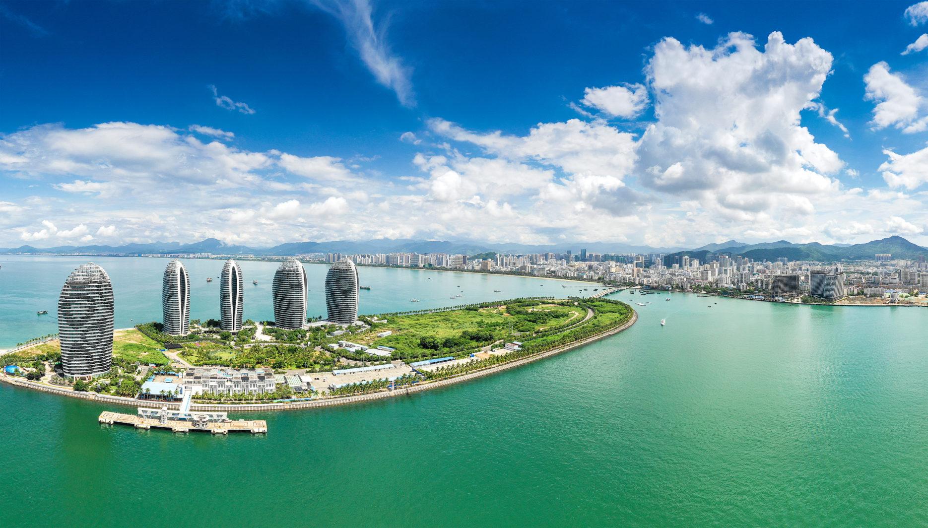 Hainan province. Credit: CGTN