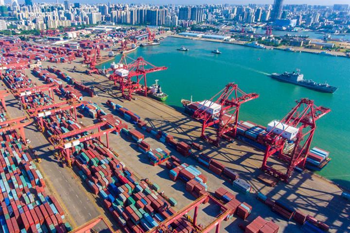 Hainan's trade hub