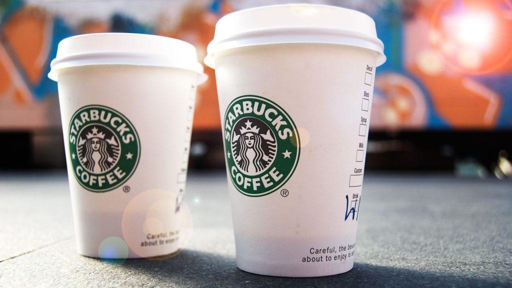 Starbucks cup. Credit: MHRKF