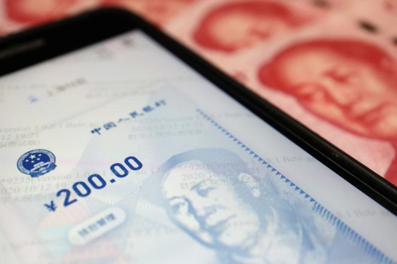 China's digital RMB. Credit: Asian times