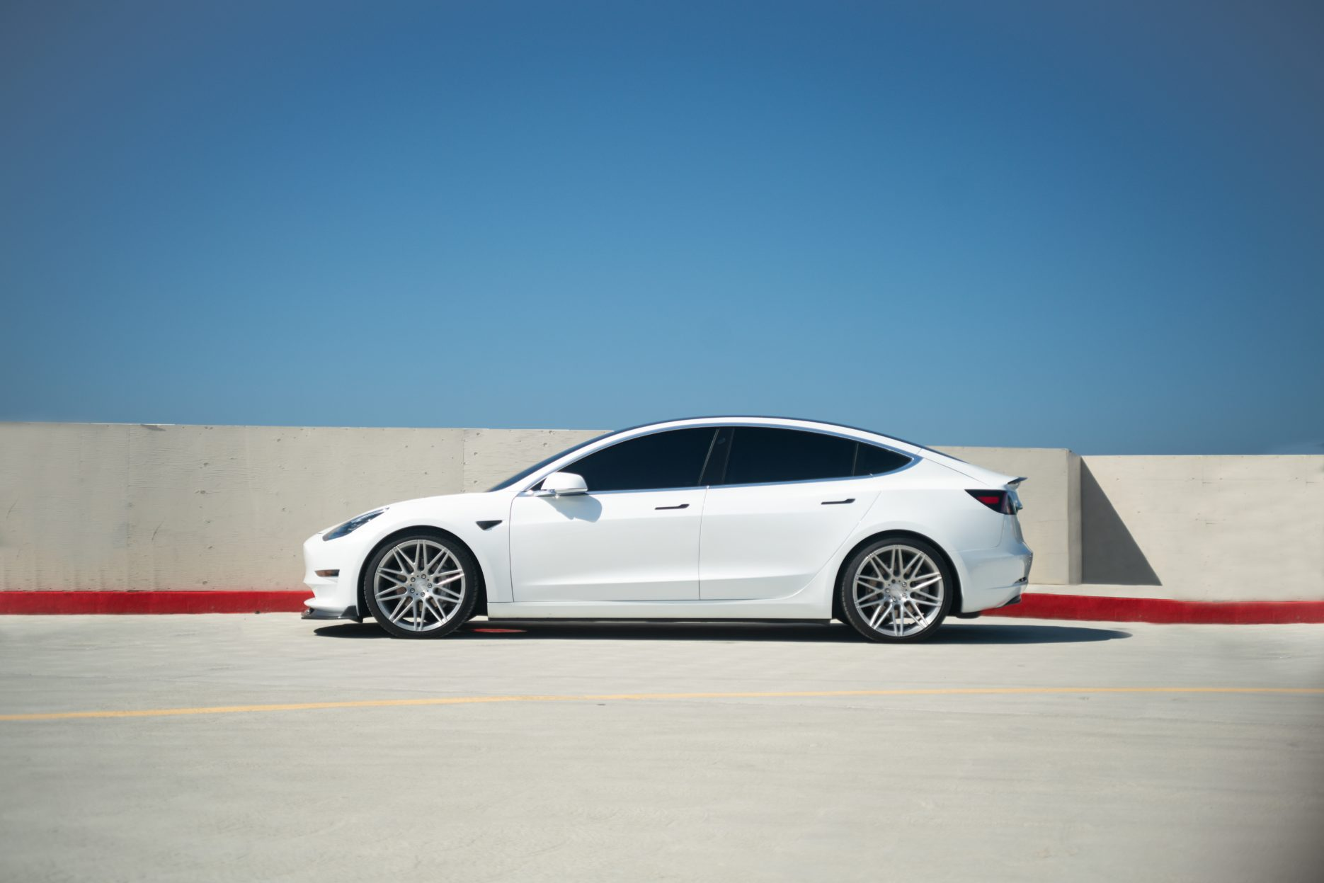 Electric vehicle. Credit: Unsplash
