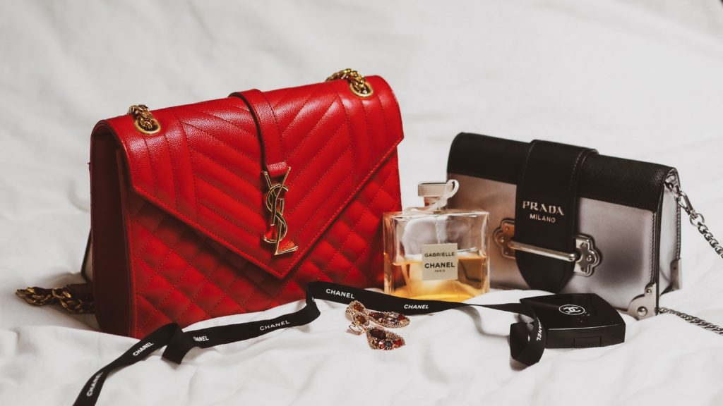 Luxury goods in China. Credit: Unsplash