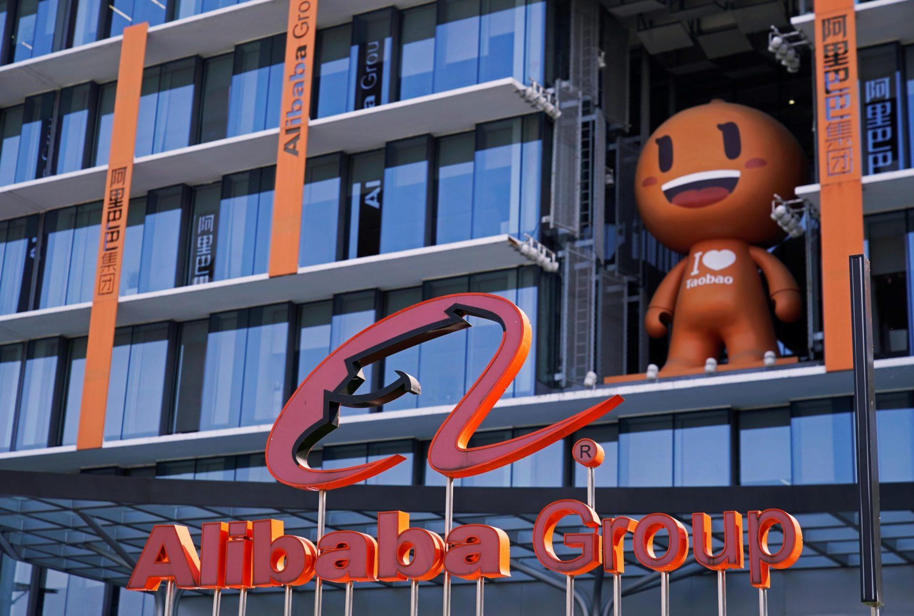 Alibaba Group faces record fine. Credit: Alibaba