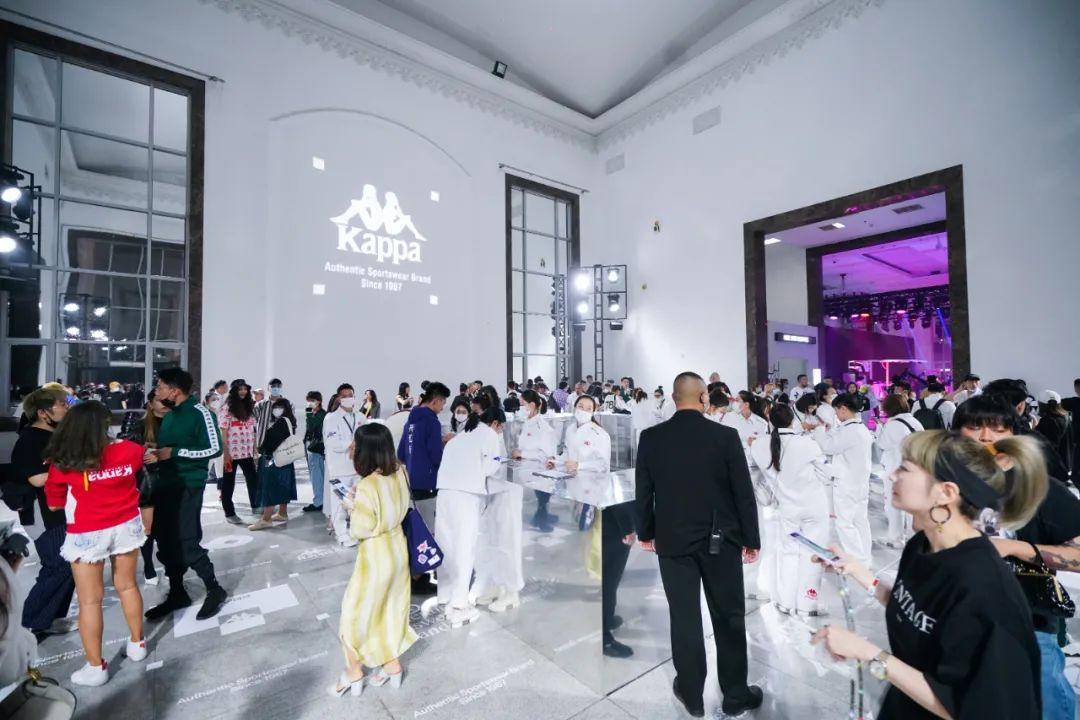 Kappa launches in China. Credit: Kappa