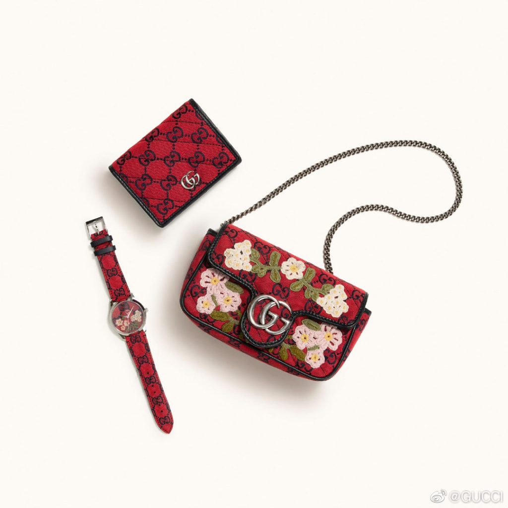 Gucci's 520 limited-edition products
