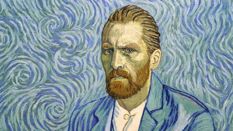 Van Gogh self-portrait. Credit: HongLKong01
