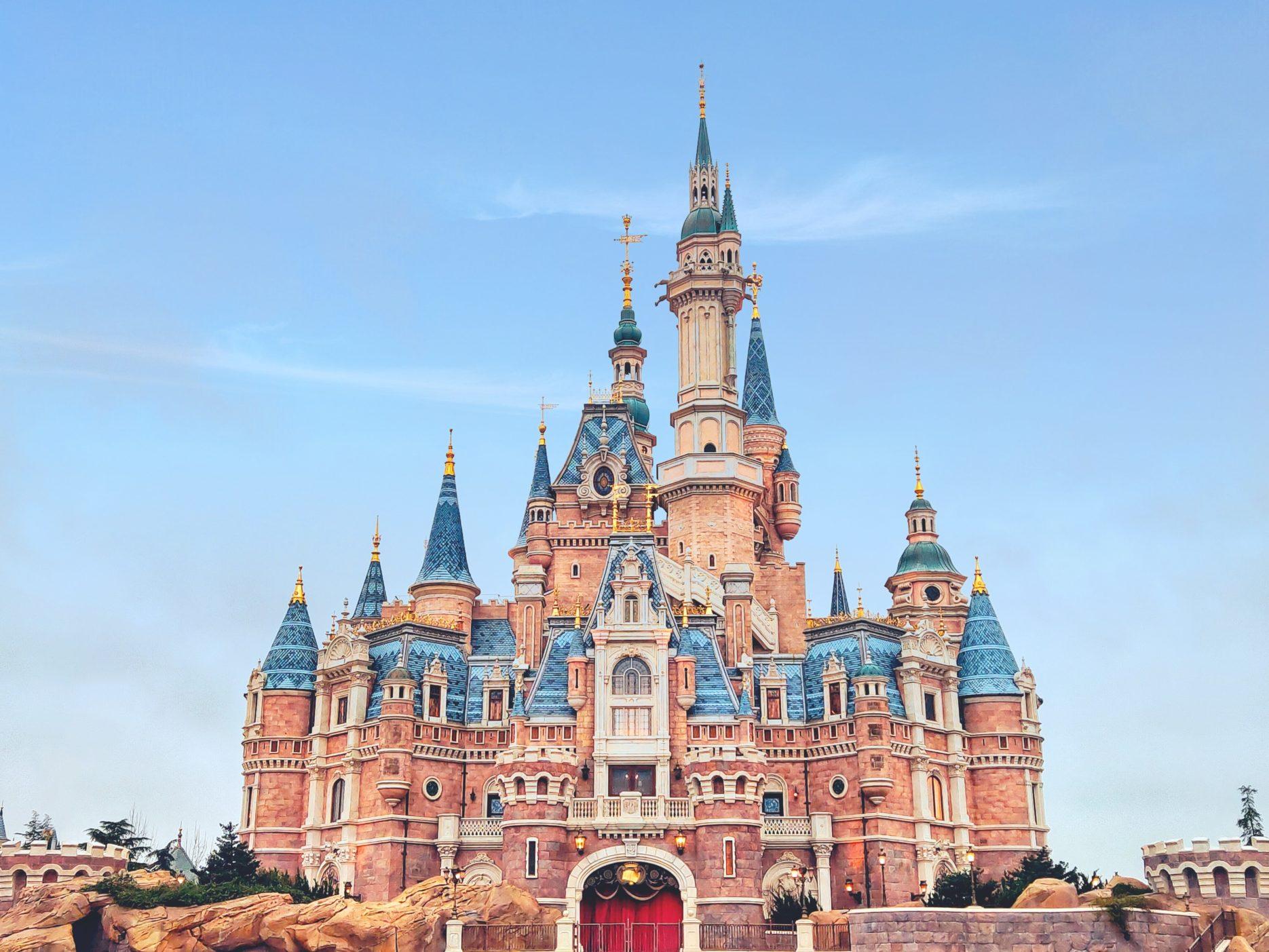 Shanghai Disneyland. Credit: Unsplash