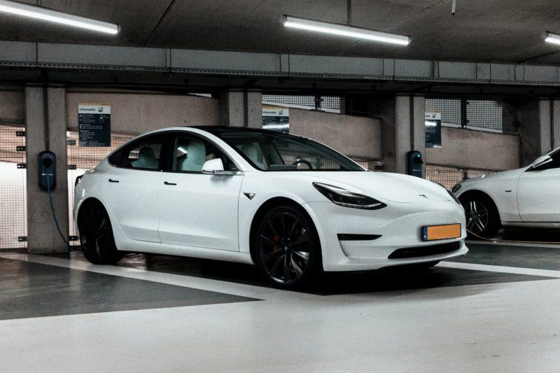 Tesla vehicle. Credit: Unsplash
