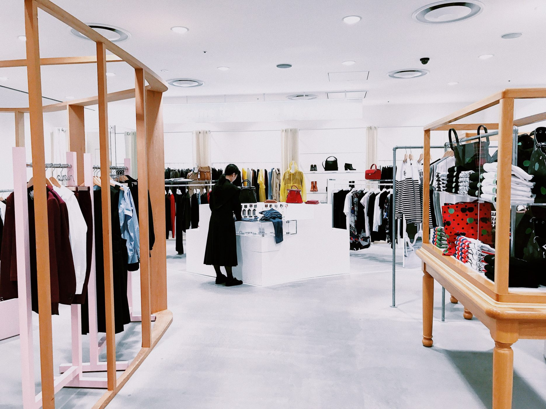 Retail in China. Credit: Unsplash