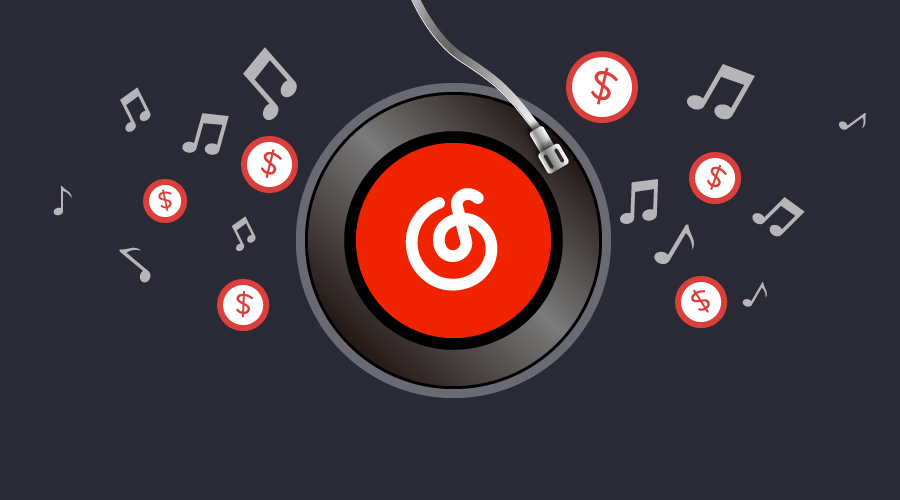 NetEase Music, China's streaming platform. Credit: NetEase