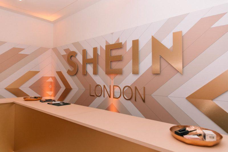 Shein store. Credit: Retail Week