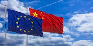 EU-China. Credit: Adobe Stock