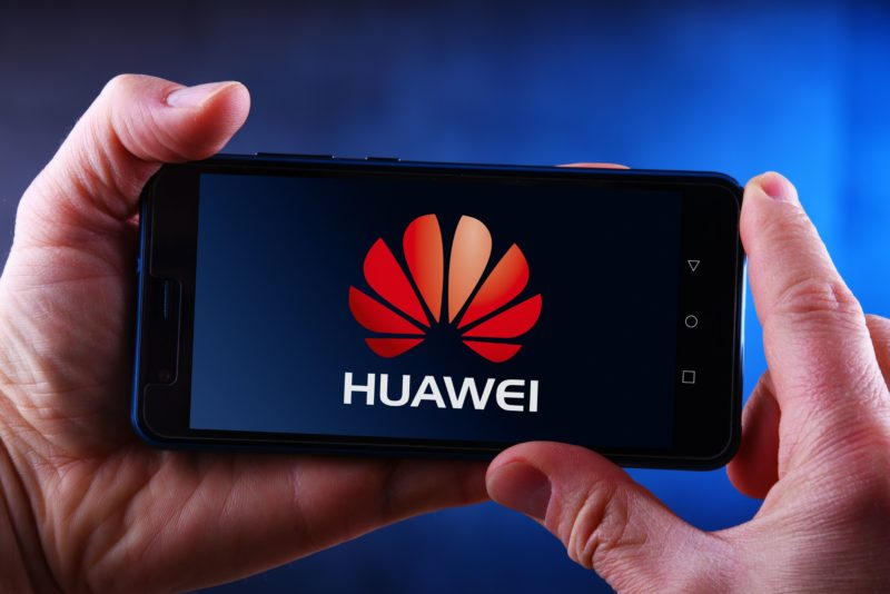 Chinese smartphone manufacture. Credit: Huawei