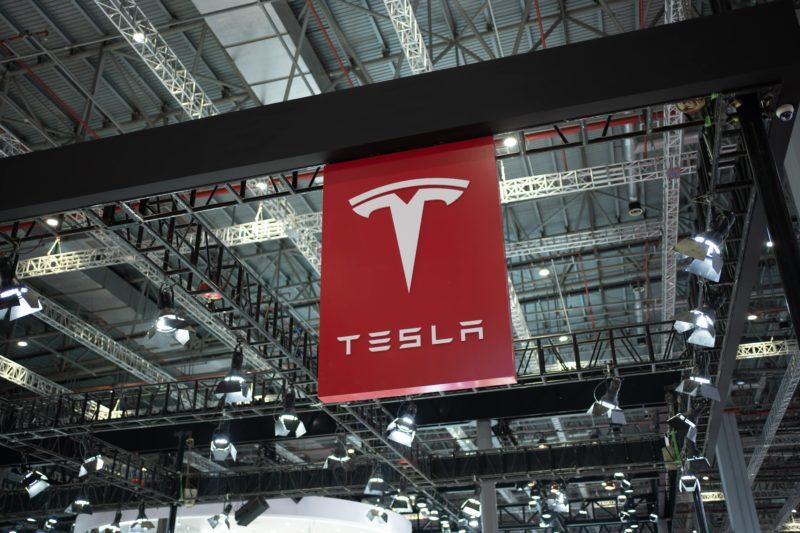 EV automaker Tesla. Credit: Adobe Stock