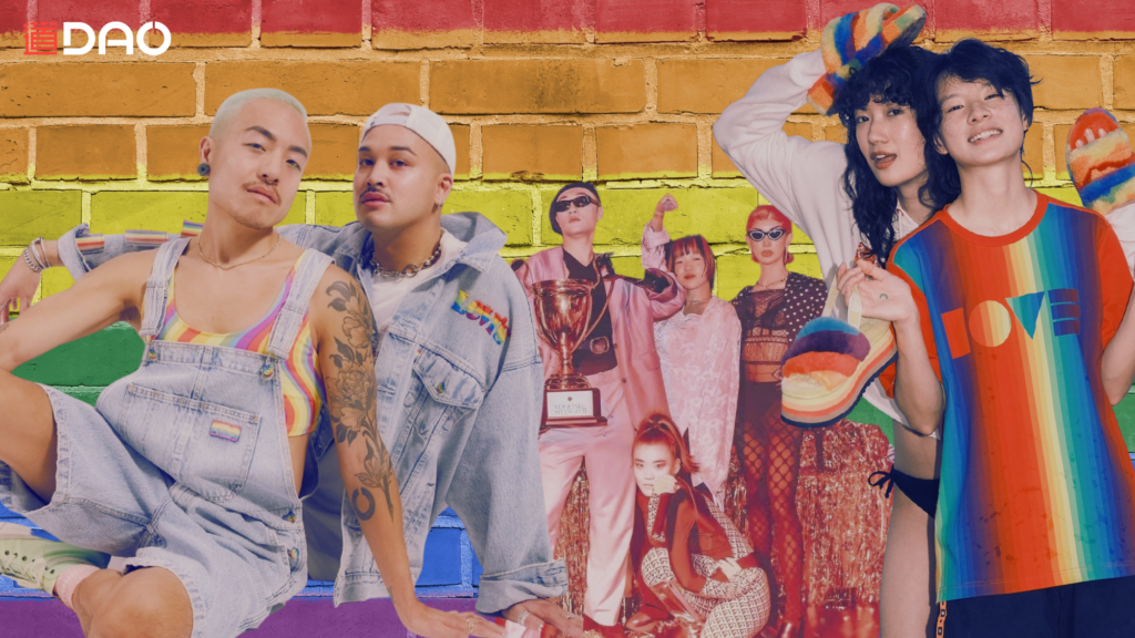 LGBTQ+ in China