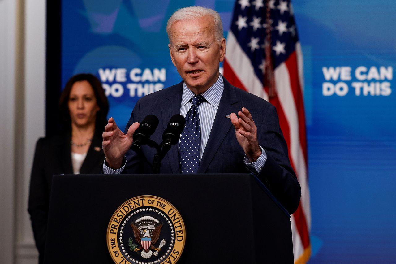 Biden prohibits Chinese investment. Credit: 华尔街日报