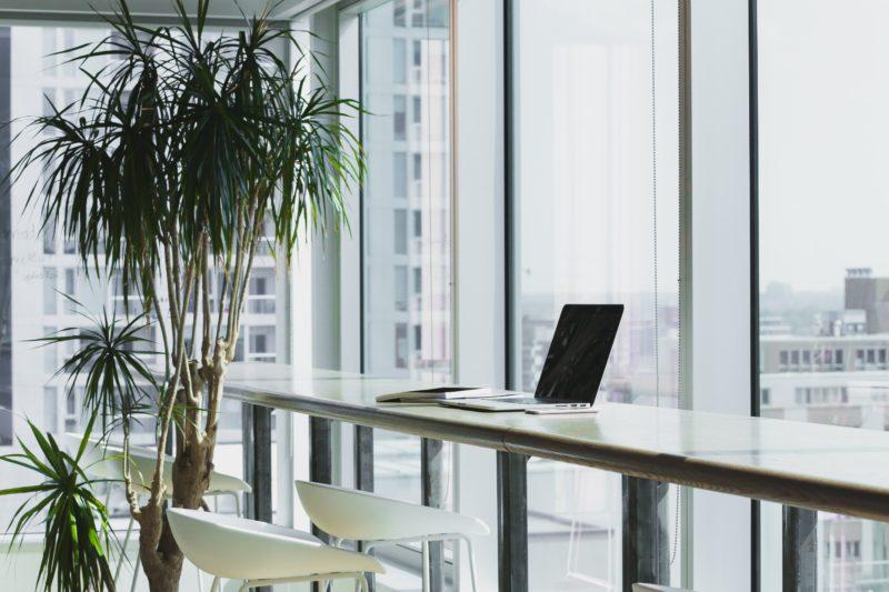 Office environment. Credit: Unsplash