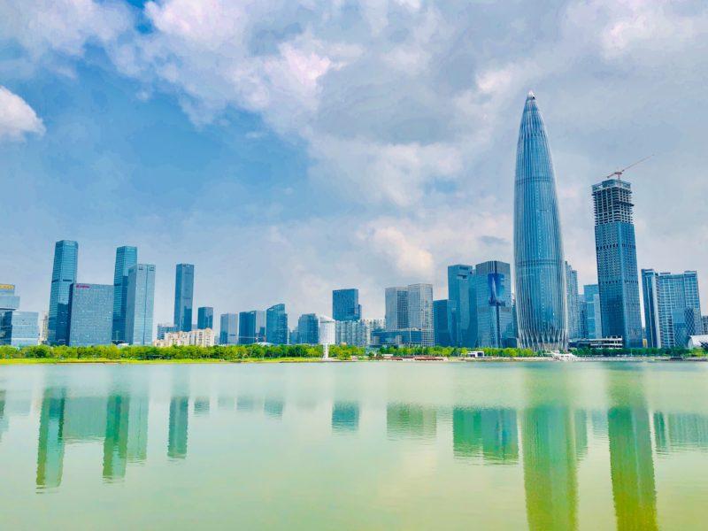 Shenzhen cityscape. Credit: Unsplash