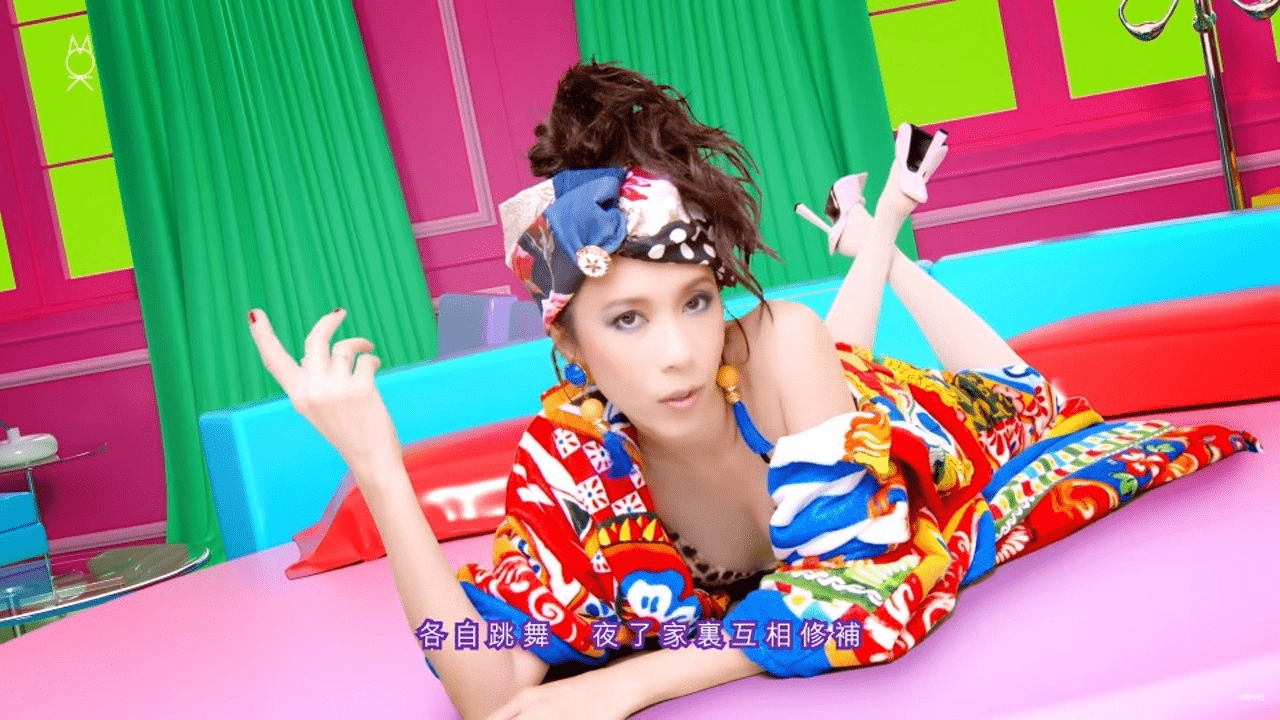Singer Mo Wenwei. Credit: Mo Wenwei
