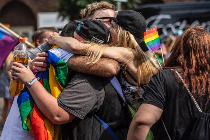 LGBTQ+ community. Credit: Unsplash