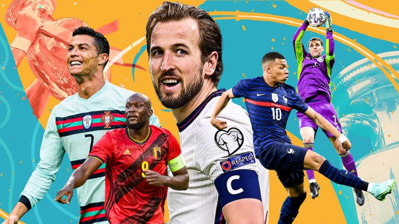 Euro 2020 match. Credit: UEFA