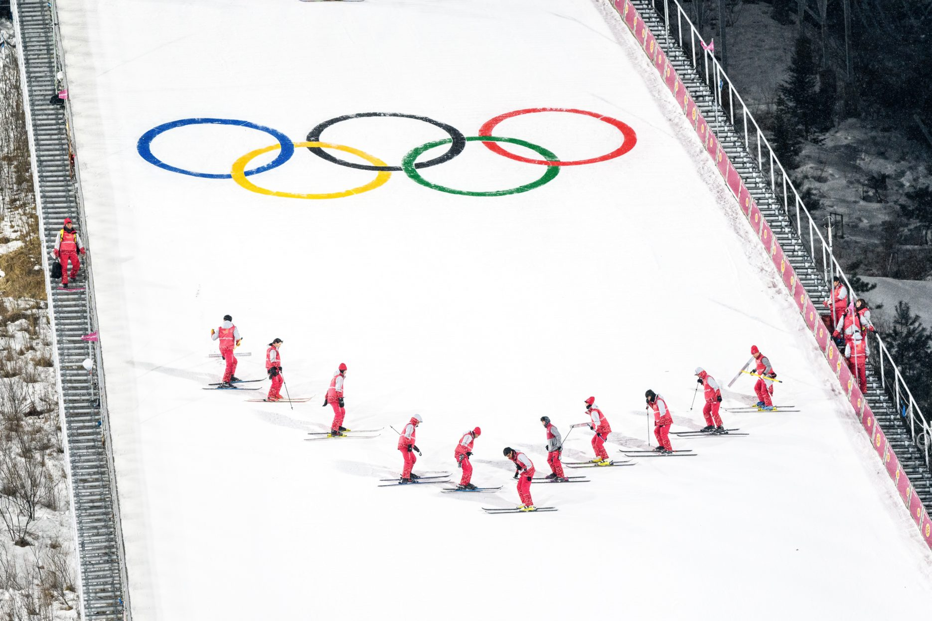 Olympics. Credit: Unsplash